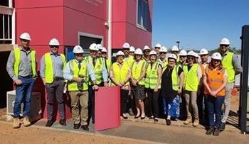 Demolition underway for new Western Cancer Center